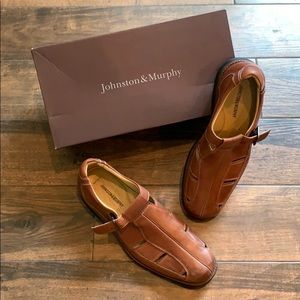 Men's Johnston and Murphy Sandals